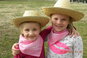 cowgirl friends